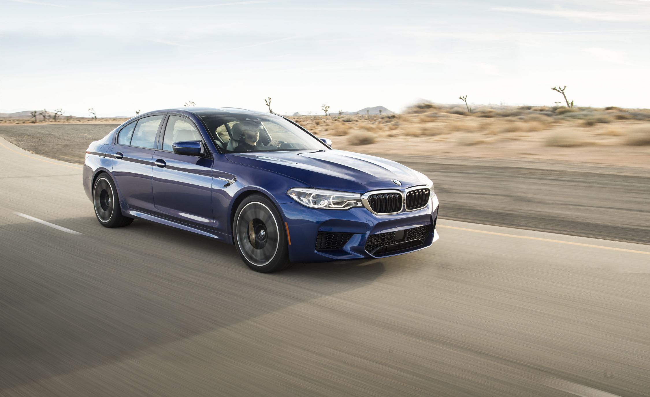 2020 BMW M5 Get New Engine System New Concept