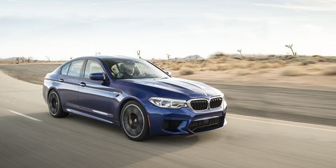 2018 BMW M5 Test | Review | Car and Driver