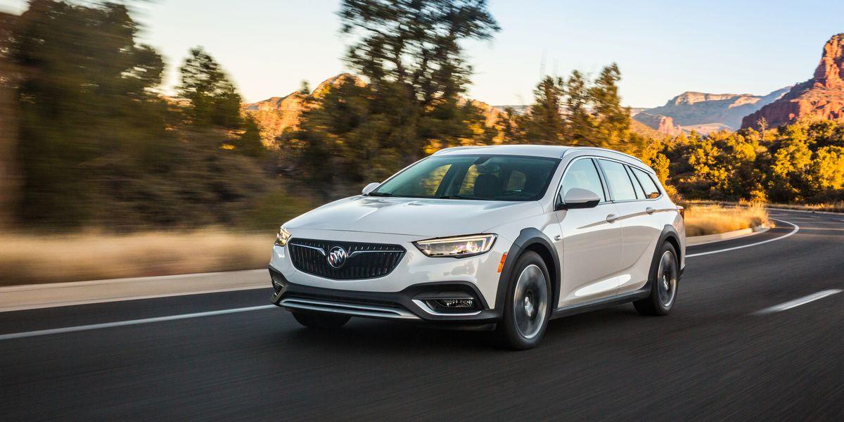 2018 buick regal tourx wagon first drive   review   car