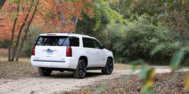 2018 Chevrolet Tahoe RST 6 2L 4WD Test   Review   Car and Driver