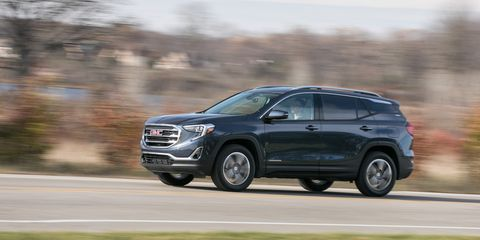 2018 Gmc Terrain Diesel Review Price >> 2018 Gmc Terrain Diesel Awd Test Review Car And Driver
