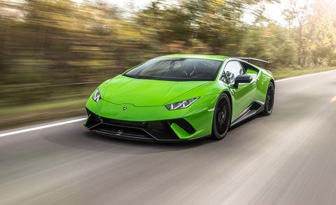 2018 Lamborghini Huracan Performante Test Review Car And