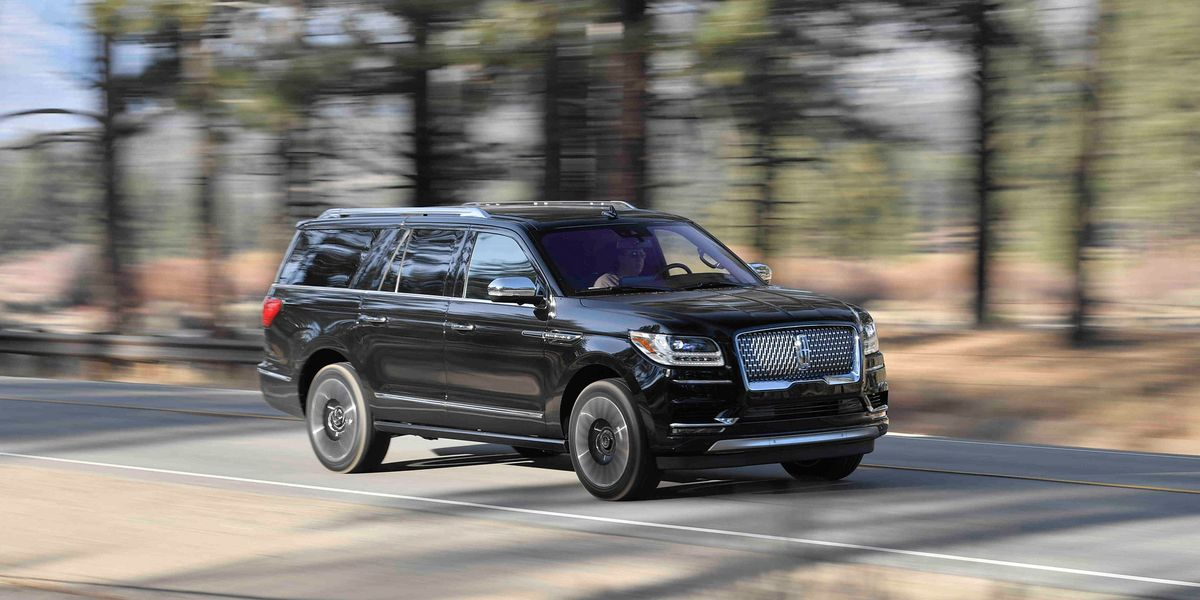 2018 Lincoln Navigator L Black Label 4x4 Tested