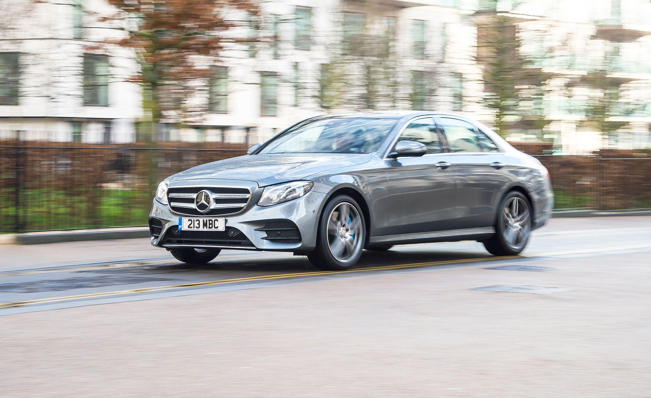 2018 Mercedes Benz E350e Plug In Hybrid First Drive Review Car