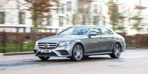 2018 Mercedes-Benz E350e Plug-In Hybrid First Drive | Review