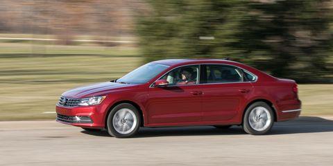 Land vehicle, Vehicle, Car, Full-size car, Mid-size car, Sedan, Family car, Luxury vehicle, Volkswagen, Executive car,