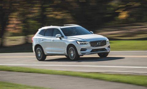 2018 Volvo XC60 T8 eAWD Plug-In Hybrid Test | Review | Car and Driver