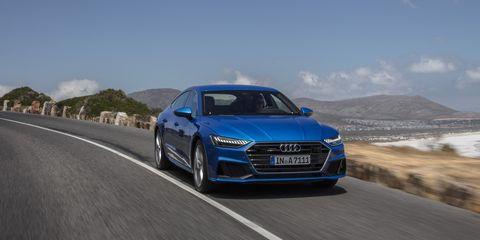 Land vehicle, Vehicle, Car, Automotive design, Audi, Performance car, Personal luxury car, Mid-size car, Luxury vehicle, Executive car,