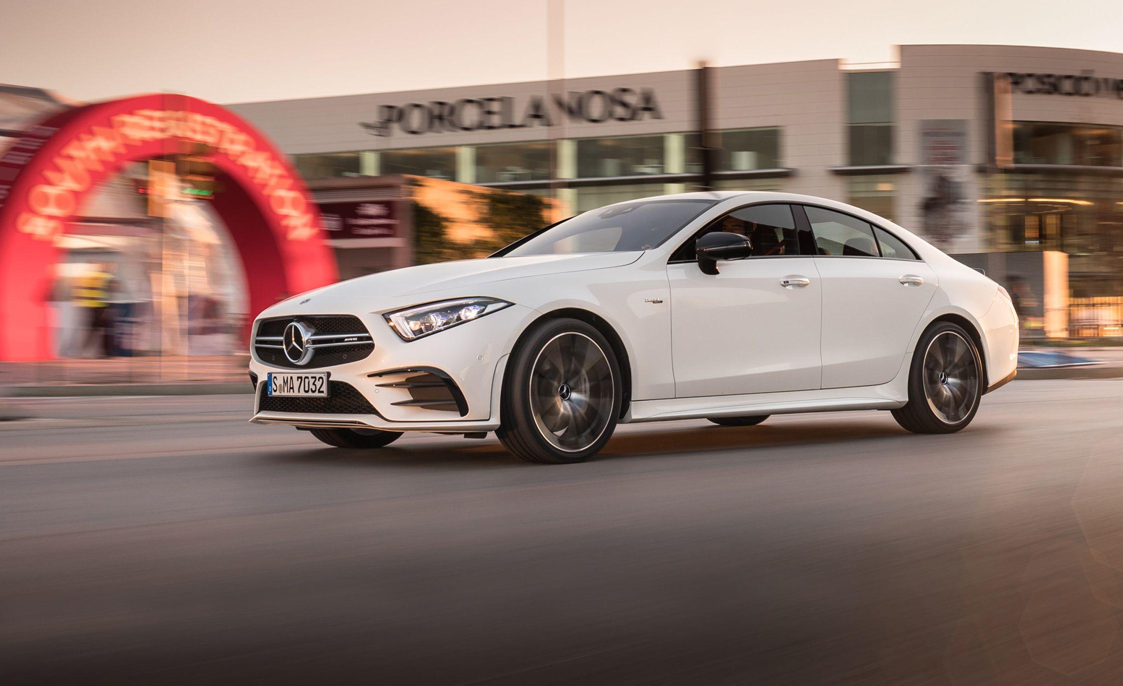 2019 Mercedes Benz Cls Cl Cls53 Amg