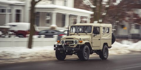 time is money we test a 200k 1981 toyota land cruiser review car and driver 200k 1981 toyota land cruiser review