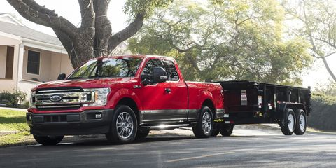 2018 Ford F 150 Sel The Best Ing Pickup Gets A Stroke
