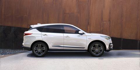 2018 Acura RDX Spy Shots And Latest News >> 2019 Acura Rdx Crossover Official Photos And Info News