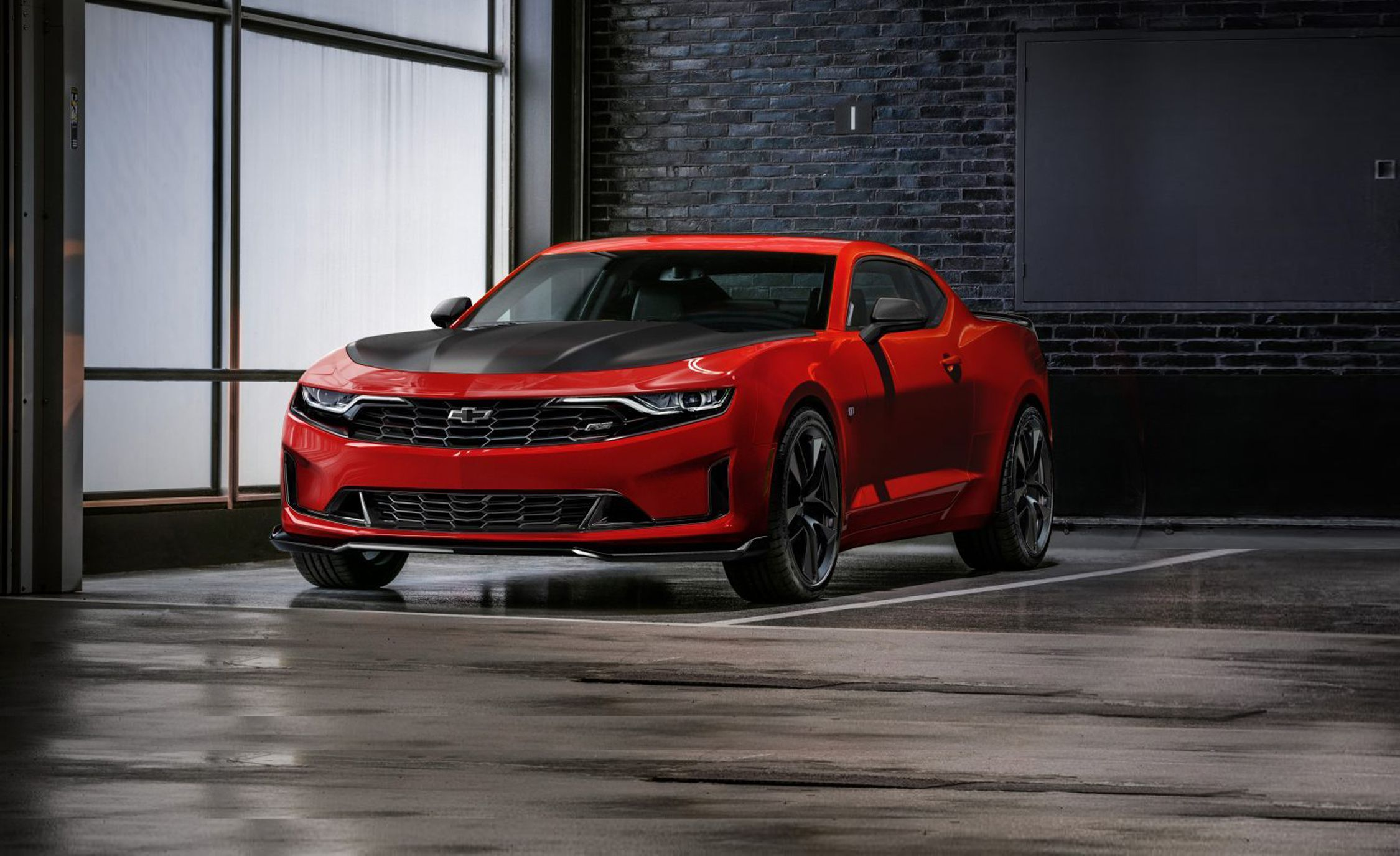 2019 Chevrolet Camaro 2 0T 1LE Brings Track Chops to the Turbo