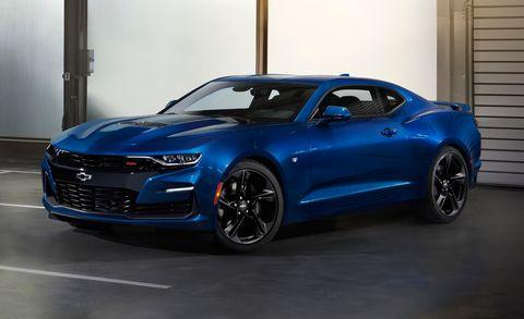 2019 Chevrolet Camaro Lineup Gets an Evolutionary Update