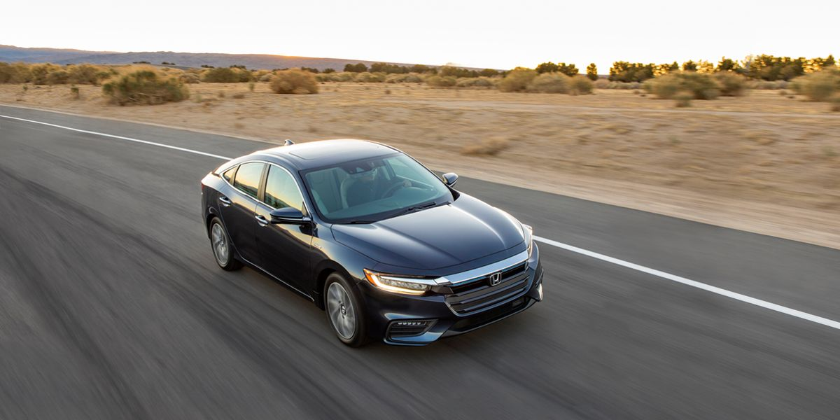 2019 Honda Insight: The 50-MPG Civic Hybrid Returns