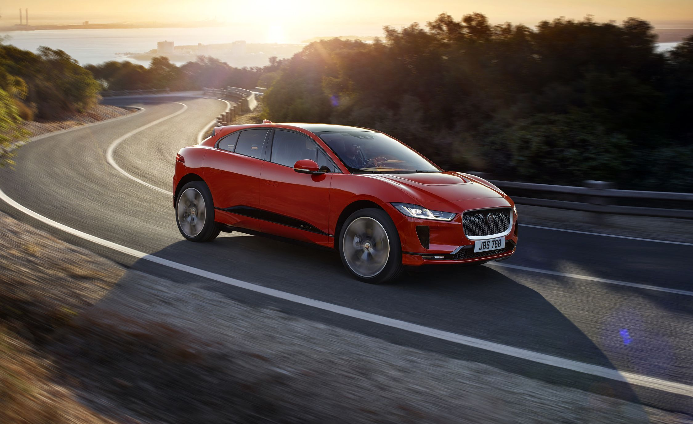 2019 Jaguar I Pace The Electric Jag Is Finally Here