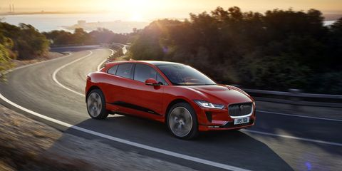 2019 Jaguar I-Pace EV: Design, Specs, Mileage, Price >> 2019 Jaguar I Pace Revealed 240 Miles Of Range 394 Hp News Car