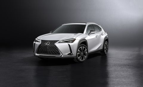 New Lexus Suv >> 2019 Lexus Ux Crossover Revealed News Car And Driver