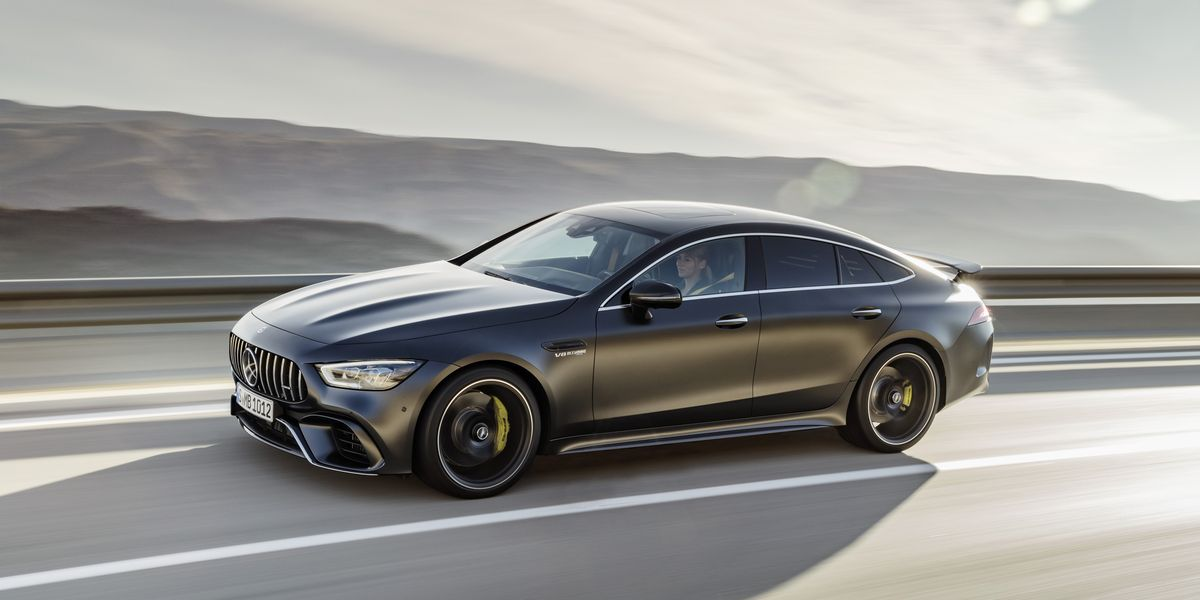 2019 Mercedes Amg Gt 4 Door Coupe Pricing Announced