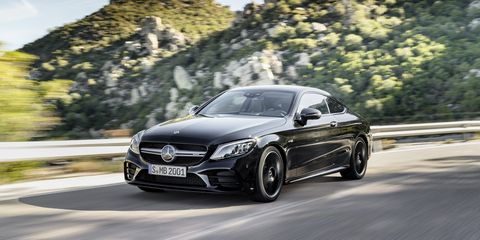 2019 Mercedes Benz C Class Coupe And Cabrio Updated News