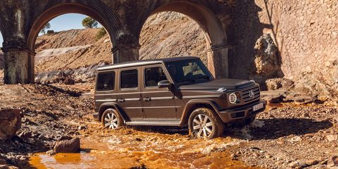 Land vehicle, Vehicle, Off-roading, Car, Mercedes-benz g-class, Automotive tire, Regularity rally, Tire, Sport utility vehicle, Luxury vehicle,