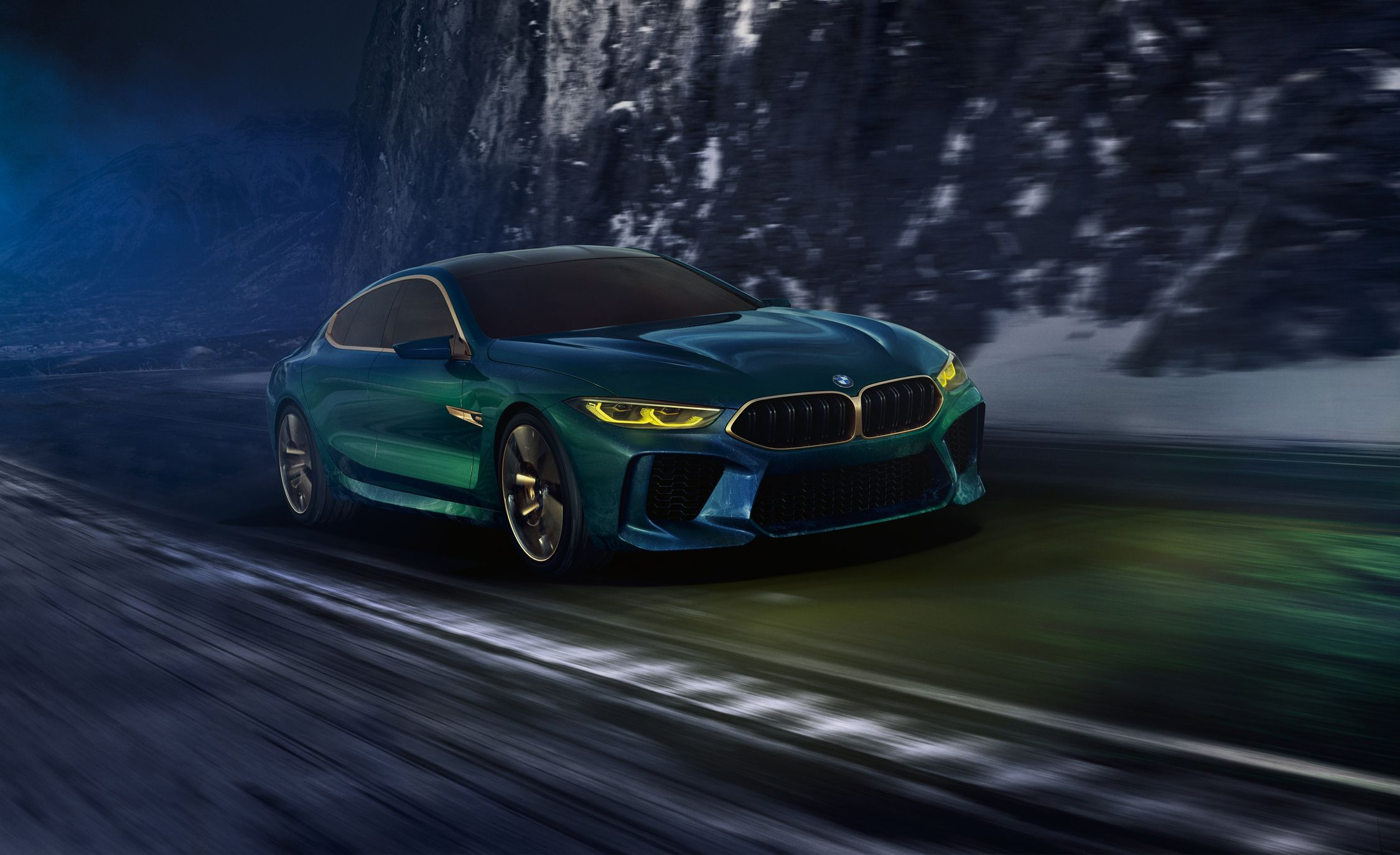Bmw M8 2015 >> Bmw M8 Gran Coupe Concept Revealed News Car And Driver