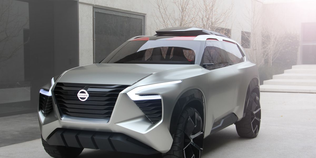 Nissan's Xmotion Concept: Is This the Next Xterra? | News ...
