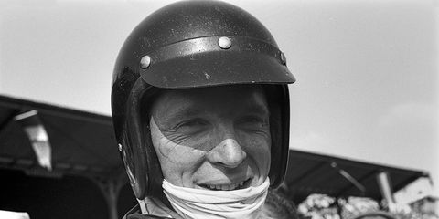 Helmet, Personal protective equipment, Headgear, Sports gear, Motorcycle helmet, Photography, Black-and-white, Smile,