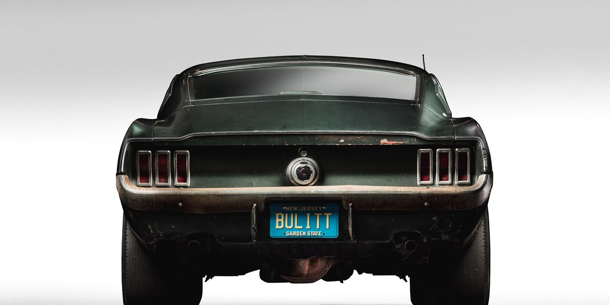 Steve Mcqueen S Bullitt Movie Mustang Suddenly Reappeared