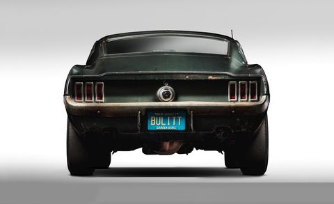How the Original Bullitt-Movie Mustang Was Rediscovered
