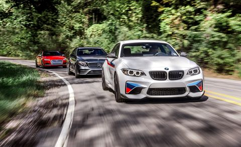 41697d76f3 The Big Three German Automakers Are Becoming More and More Alike ...