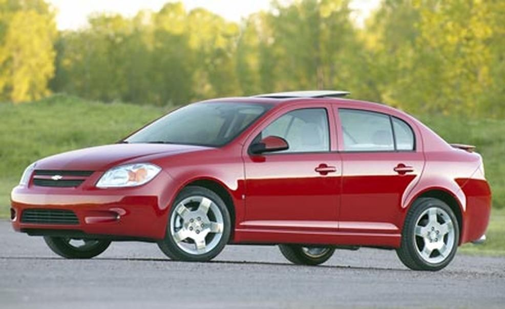Chevrolet Cobalt Review Pricing And Specs