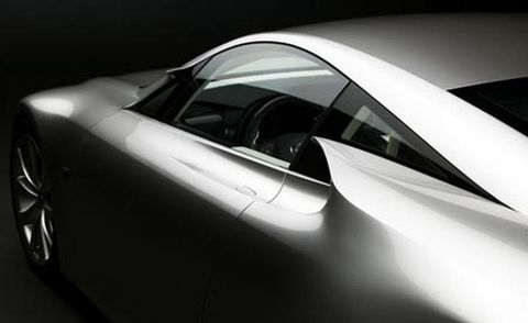 Automotive design, Vehicle door, Automotive exterior, Concept car, Black, Luxury vehicle, Monochrome photography, Hood, Black-and-white, Personal luxury car,