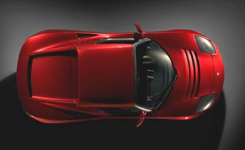 Motor vehicle, Automotive design, Automotive exterior, Automotive lighting, Automotive tail & brake light, Vehicle door, Red, Fender, Classic car, Toy,