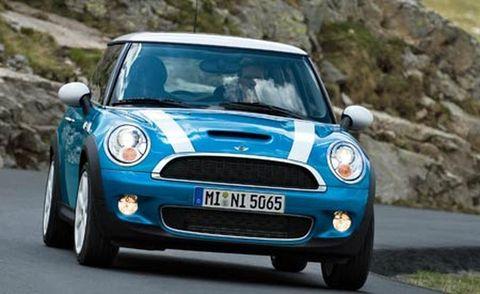 Automotive design, Blue, Vehicle, Land vehicle, Car, Photograph, Grille, Mini cooper, Vehicle door, Vehicle registration plate,