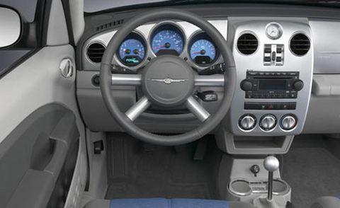 Motor vehicle, Mode of transport, Transport, Steering part, Steering wheel, Speedometer, White, Gauge, Center console, Tachometer,