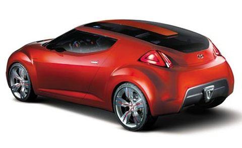 Automotive design, Vehicle, Automotive exterior, Red, Car, Fender, Concept car, Fixture, Automotive lighting, Carmine,