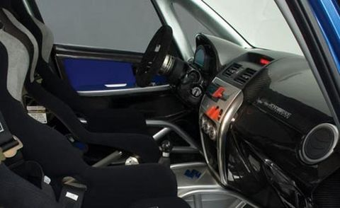Motor vehicle, Mode of transport, Automotive design, Automotive mirror, Vehicle door, Personal luxury car, Luxury vehicle, Carbon, Steering wheel, Electric blue,