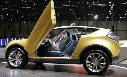 Wheel, Tire, Automotive design, Vehicle, Concept car, Rim, Car, Vehicle door, Alloy wheel, Fender,