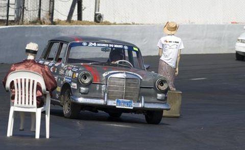 Vehicle, Classic car, Automotive design, Car, Classic, Antique car, Race track, Grille, Regularity rally, Motorsport,