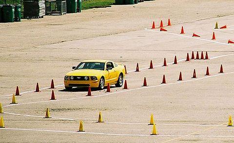 Automotive design, Yellow, Motorsport, Car, Racing, Auto racing, Plain, Sports, Race track, Performance car,