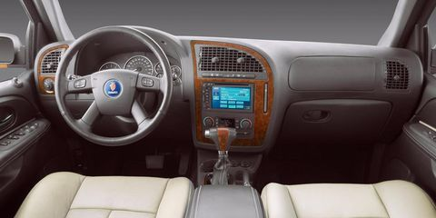 Motor vehicle, Mode of transport, Transport, Product, Brown, Automotive design, Steering part, Steering wheel, White, Center console,