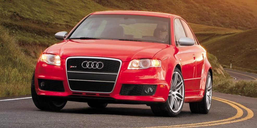 Audi Rs4 Overview