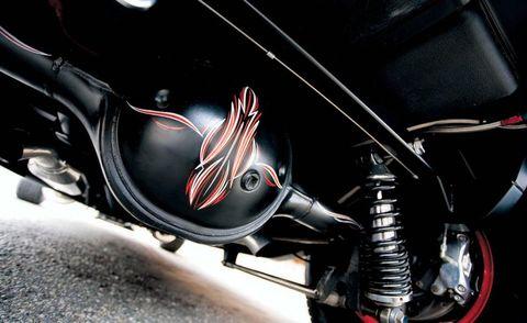 Motor vehicle, Automotive design, Automotive lighting, Fender, Motorcycle accessories, Automotive exhaust, Motorcycle, Automotive fuel system, Carbon, Muffler,