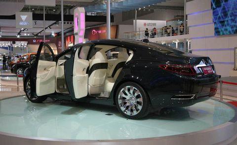 Automotive design, Mode of transport, Vehicle, Concept car, Car, Auto show, Exhibition, Personal luxury car, Luxury vehicle, Machine,