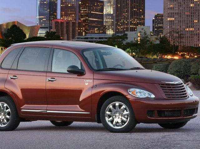 Sign And Drive Lease Deals >> Chrysler PT Cruiser Review, Pricing and Specs
