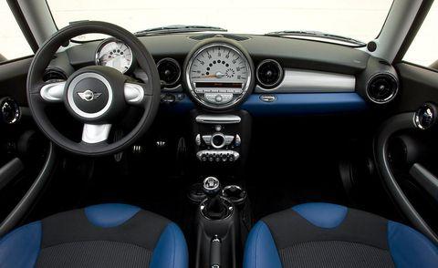 Motor vehicle, Mode of transport, Steering part, Automotive design, Transport, Steering wheel, Vehicle, Speedometer, White, Car,