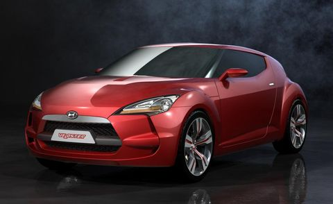 Automotive design, Vehicle, Automotive lighting, Car, Red, Headlamp, Fender, Grille, Hood, Glass,