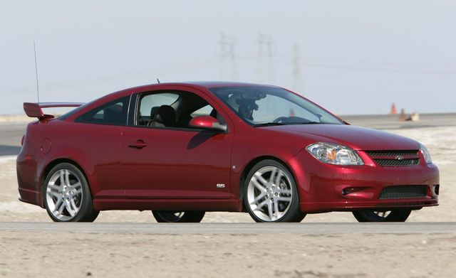 2009 chevy cobalt ss coupe