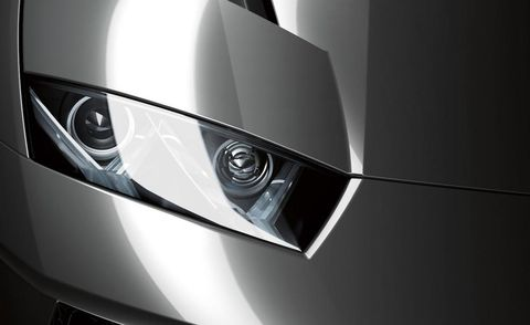 Automotive design, Automotive lighting, Headlamp, White, Light, Black, Grey, Automotive light bulb, Carbon, Material property,
